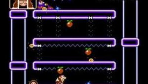Donkey Kong Jr. Gameplay NES
