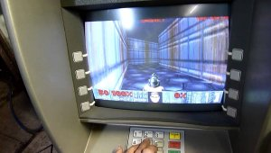 Doomed ATM Update and test run