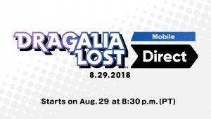 Dragalia Lost - Emisión del Mobile Direct