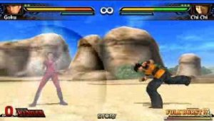 Dragon Ball Evolution Gameplay