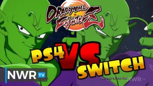 Dragon Ball FighterZ - Comparativa entre Nintendo Switch y PS4