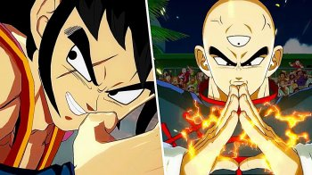 Dragon Ball FighterZ - Llegan Yamcha y Tenshihan