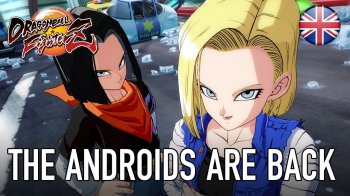 Dragon Ball FighterZ - Los androids regresan
