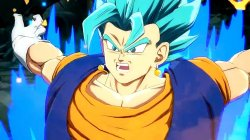 Dragon Ball FighterZ - Vegetto Super Saiyan Blue