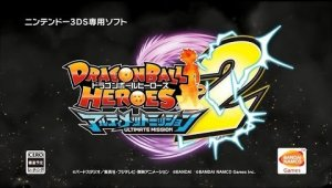 Dragon Ball Heroes: Ultimate Mission 2 estrena teaser
