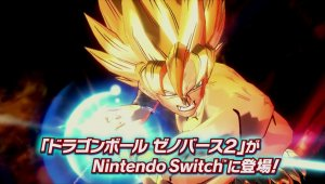Dragon Ball Xenoverse 2 - Gameplay en Nintendo Switch