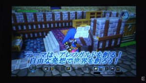 Dragon Quest Builders - Vídeo Gameplay