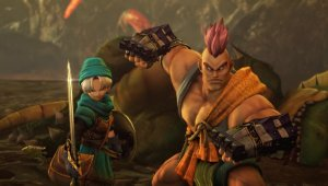 Dragon Quest Heroes II -  Terry y Carver