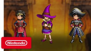 Dragon Quest VII - Clases