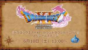Dragon Quest XI - Nuevo gameplay en Nintendo 3DS y PlayStation 4