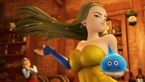 Dragon Quest XI - Nuevo y extenso gameplay en PS4