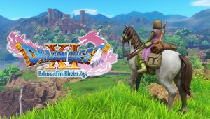 Dragon Quest XI - Vídeo de la versión occidental