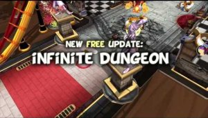 Dungeonland Infinite Dungeon