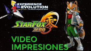 E3 2015 | Videompresiones Star Fox Zero