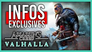 Entrevista en Youtube de Assassin's Creed Valhalla
