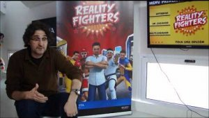 Entrevista Reality Fighters