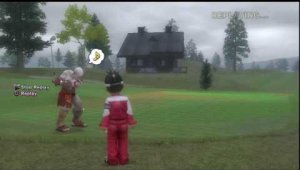 Everybody's Golf World Tour Gameplay