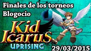 Fase final del New Reto 3DS - Kid Icarus: Uprising