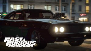 Fast & Furious Crossroads se presenta en The Game Awards 2019