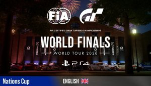 FIA Gran Turismo Championships 2020 | Nations Cup | World Finals | Finals [ENGLISH]