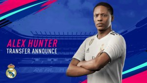 FIFA 19: Alex Hunter en el Real Madrid