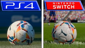 FIFA 21 | Switch - PS4 | Graphics Comparison & FPS Test