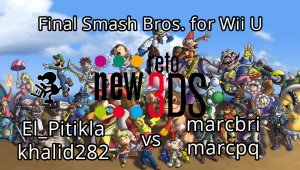 Final New Reto 3DS Online - Super Smash Bros. for Wii U