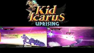 Final torneo Kid Icarus Uprising - Reto 3DS Sevilla