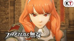 Fire Emblem Warriors - Tráiler del TGS