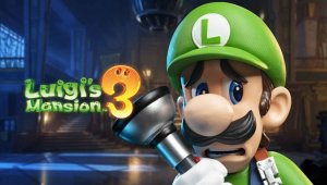 First 4 Figures: figuras de Luigi's Mansion 3