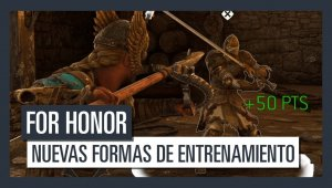 For Honor - Vídeo del nuevo modo entrenamiento