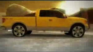 Ford Racing Off Road Trailer Oficial