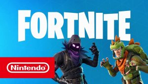 Fortnite - Tráiler del E3 2018 (Nintendo Switch)