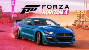 Forza Horizon 4 | Series 32 - 2020 Ford Mustang Shelby GT500