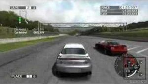 Forza Motorsport 2 Gameplay