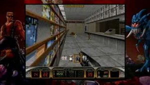 Gameplay de Duke Nukem