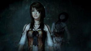 Gameplay de Fatal Frame: The Black Haired Shrine Maiden