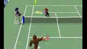 Gameplay de Mario Tennis