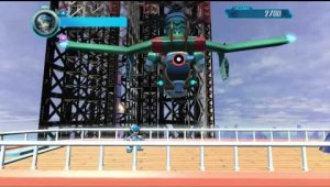 Gameplay de Mighty No. 9