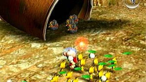 Gameplay de Pikmin