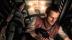 Gameplay de Resident Evil HD