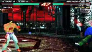 Gameplay de Tekken 6