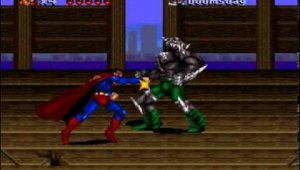 Gameplay de The Death and Return of Superman