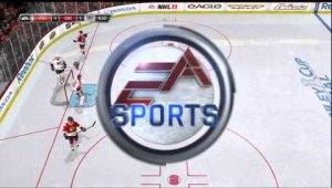 Gameplay: Flyers vs Blackhawks