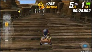 Gameplay ModNation Racers