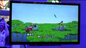 Gameplay off-screen - E3 2011