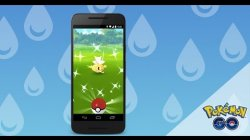 Gameplay oficial con la captura de un Magikarp shiny en Pokémon GO