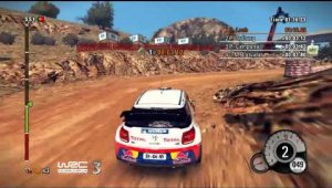 Gameplay Rally Portugal