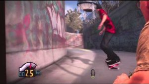 GC 2009: Tony Hawk Ride - Downhill (Off-Screen)