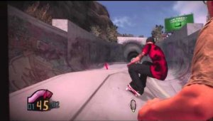 GC 2009: Tony Hawk Ride - Storm Drain (Off-Screen)